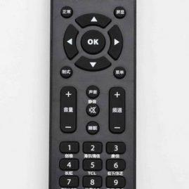 TV remote control 9